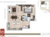 Foto Departamentos 65.65 m2 Edificio Qatar