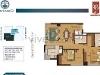 Foto Departamentos 86.20 m2 de 2 dormitorios -...