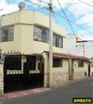 Foto Casa en Venta, Pasaje Carolina, Ambato