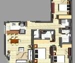 Foto Se vende departamento 3 dormitorios sector el...