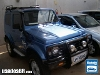 Foto Suzuki Samurai Azul 1997/1998 Gasolina em Goiânia