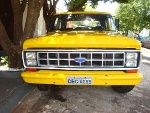 Foto Raridade - F1000 Cd Diesel 1981