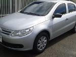 Foto Volkswagen Voyage 1.0 Prata 2012 - 2011