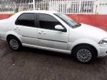 Foto Fiat Siena El 2012 Branco Completo. Veículo...