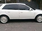 Foto Audi A3 1.8 Aspirada Branca