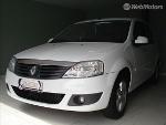 Foto Renault logan 1.6 expression 8v hi-flex 4p...