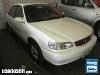 Foto Toyota Corolla Branco 2000 Gasolina em Goiânia