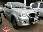 Foto Toyota Hilux Sr 3.0 Diesel 4x4 A/t Prata 2013/