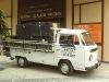 Foto Kombi carroceria de madeira linda com gnv