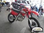 Foto Honda XR 200 - Usado - Vermelha - 2002 - R$...