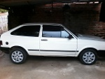 Foto Volkswagen gol cl 1994/1995 branco