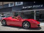 Foto Ferrari 458 Spider 4.5 V8 32v