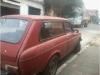 Foto Vendo variante Volkswagen, ano 1970 cor vermelha.