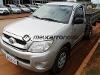 Foto Toyota hilux cs 4x4 dx 3.0 2P 2009/ Diesel PRATA