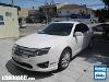 Foto Ford Fusion Branco 2010 Gasolina em Goiânia