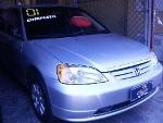 Foto Honda Civic Lx 1.7 Automático 2001
