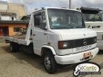 Foto Mercedes MB 710 - Usado - Branca - 2000 - R$...