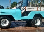 Foto Jeep willys 6 original funcionando redondo 4x4
