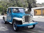 Foto Rural F 75 Bicudinha Pick Up Willys Ford 4 X 4...