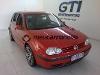 Foto Volkswagen golf 1.6 4P 1999/ Gasolina LARANJA