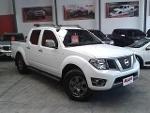 Foto Nissan Frontier 2014 Branco