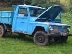 Foto Pickup f75 ford willys