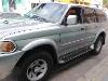 Foto Pajero 4x4 Motor 2.8 2001 Prata 5 Portas