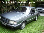 Foto Ford del rey 1.8 ghia 8v gasolina 4p manual /