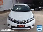 Foto Toyota Corolla Branco 2014/2015 Á/G em Caldas...