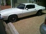 Foto Chevrolet Gm Camaro Type Lt 1974 Lindo!