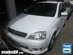 Foto Chevrolet Corsa Sedan Branco 2008/2009 Á/G em...