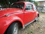 Foto Vw Volkswagen Fusca reformado part. 2,500,00 1975