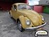 Foto Volkswagen FUSCA 1300 - Usado - Amarela - 1972...