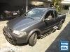 Foto Fiat Strada CE Cinza 2003/2004 Gasolina em Goiânia