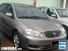 Foto Toyota Corolla Cinza 2004/ Gasolina em Inhumas