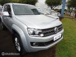 Foto Volkswagen Amarok 2013 Prata
