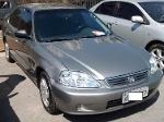 Foto Honda Civic Lx 1.6 Automático 2000 /