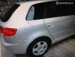 Foto Audi a3 1.6 sportback 8v gasolina 4p manual 2008/