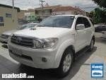 Foto Toyota Hilux SW4 Branco 2011/ Diesel em Goiânia