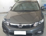 Foto Honda New Civic EXR 2.0 i-VTEC (Flex) (Aut)