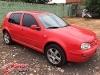 Foto VW - Volkswagen Golf 1.6 98/99 Vermelha