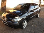 Foto Renault clio 1.0 expression sedan 16v gasolina...