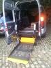 Foto Fiat Doblo supernova adaptada para cadeira de...