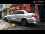 Foto Honda civic 1.6 ex 16v gasolina 4p automático...