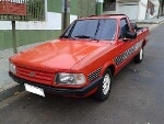 Foto Ford Pampa 1.8 - Ano 91