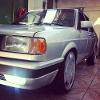 Foto Volkswagen Voyage 1991 1.8 Ap 4 Portas