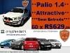 Foto Palio Attractive 1.4 Evo Fire Flex 8v 5p