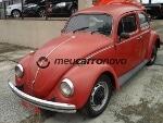 Foto Volkswagen fusca 1300 2p 1973/ gasolina vermelho