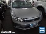 Foto Honda Civic (New) Cinza 2013/2014 Á/G em Anápolis