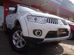 Foto Mitsubishi Pajero Dakar Branco 2013